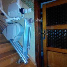 winda schodowa wewnętrzna