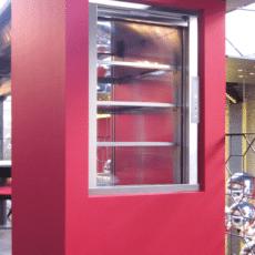 mała winda gastronomiczna